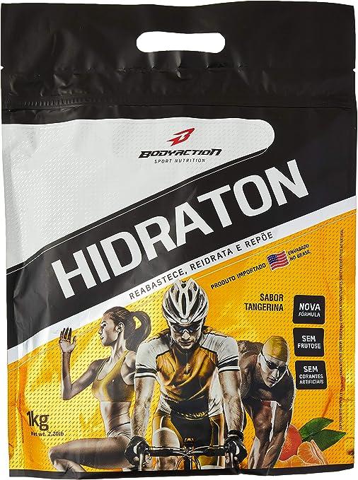 Hidraton (1Kg) - Sabor Tangerina, Body Action