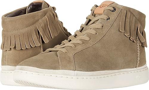 4e8adb85a33 Amazon.com | UGG Men's Brecken Lace High Fringe | Shoes