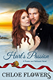 Hart's Passion: A Romantic Action & Adventure Family Saga (Book 2 of 3) (Pirates & Petticoats)