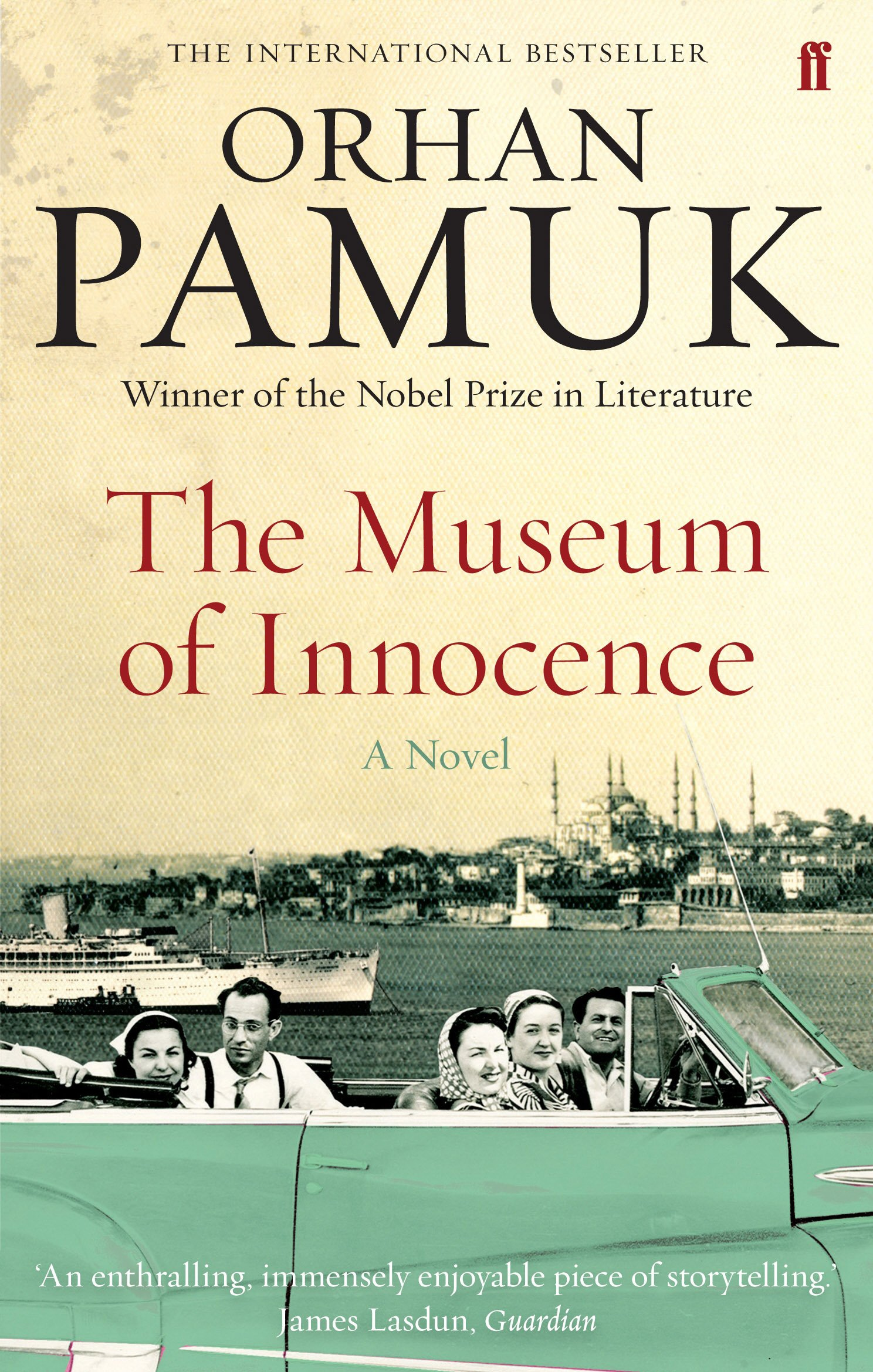 Image result for The Museum of Innocence - Orhan Pamuk