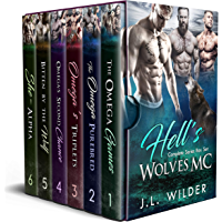 Hell's Wolves MC: Complete Series Six Book Box Set (English Edition)