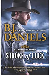 Stroke of Luck (Sterling's Montana) Mass Market Paperback