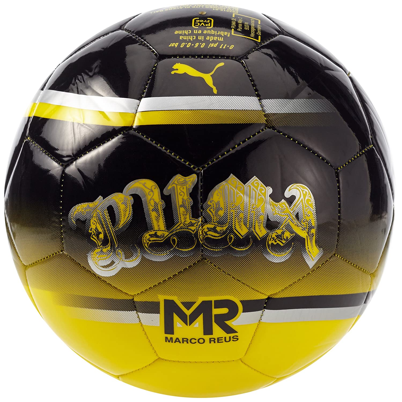 Puma Balón de fútbol Players Lite EVO, Team Gigafish Blue/White ...