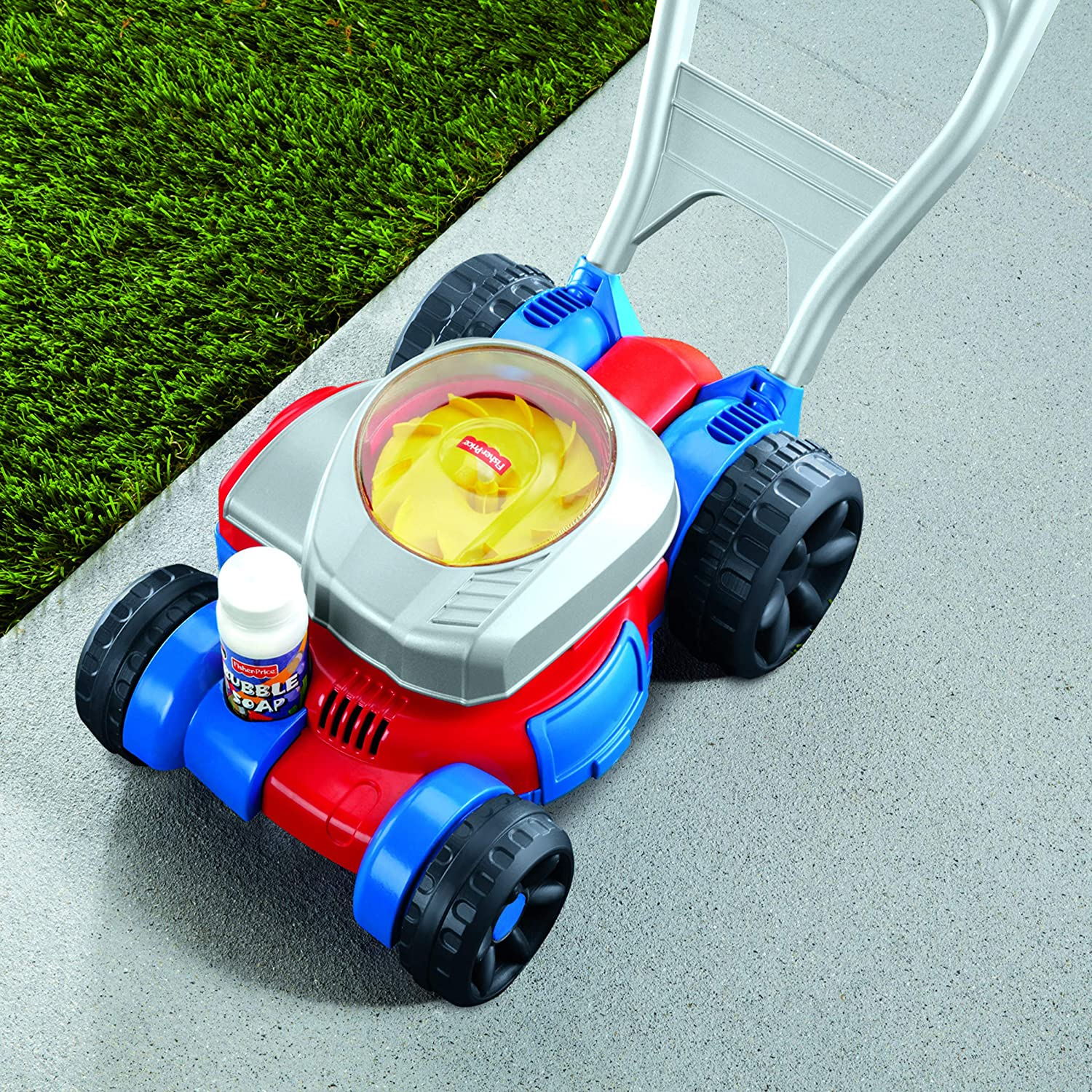 Fisher-Price Bubble Mower by Fisher-Price