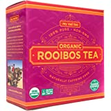 ROOIBOS TEA, USDA CERTIFIED ORGANIC, MY RED TEA, South African, 100% Pure,Single Origin, Natural, Farmer Friendly, GMO-Free