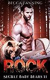 Rock (BBW Secret Baby Bear Shifter Romance) (Secret Baby Bears Book 2)