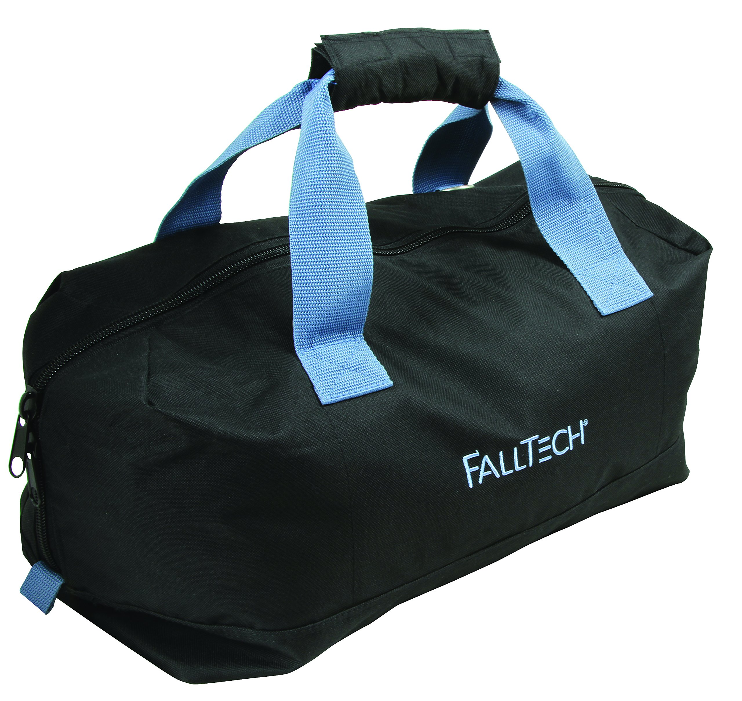 FallTech 5007LP Storage Large Gear Bag with Shoulder Strap and Carry Handles, 10'' x 18'', Black by FallTech