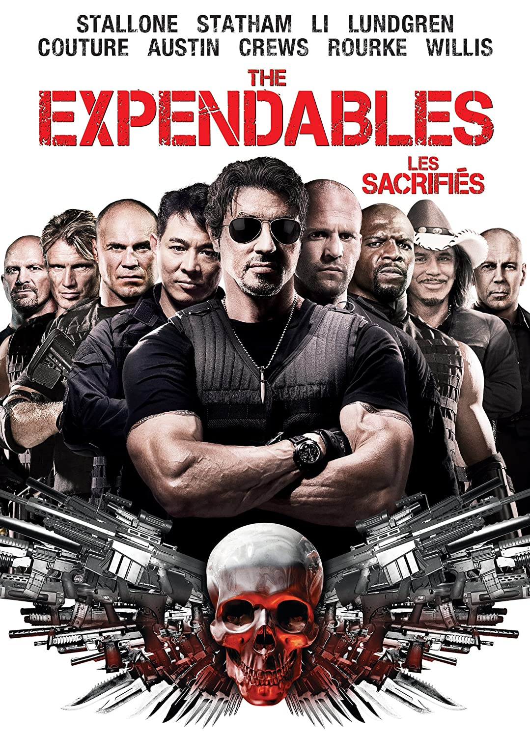 Amazon.com: The Expendables: Sylvester Stallone, Jason Statham ...