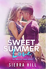 Sweet Summer Love (The Sweetest Thing Book 3) Kindle Edition