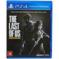 The Last of Us Remasterizado - Padrão - PlayStation 4