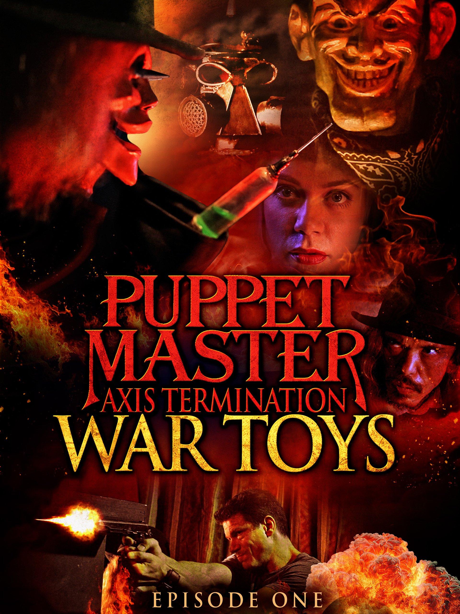 タニア・フォックス puppet master: axis termination
