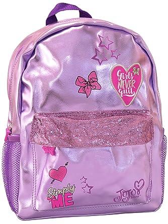 37ffd36ef4d98 JoJo Siwa Kids Jo Jo Backpack  Amazon.co.uk  Clothing