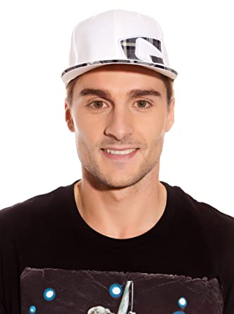 Globe Gorra Ricochet Blanco Single: Amazon.es: Ropa y accesorios