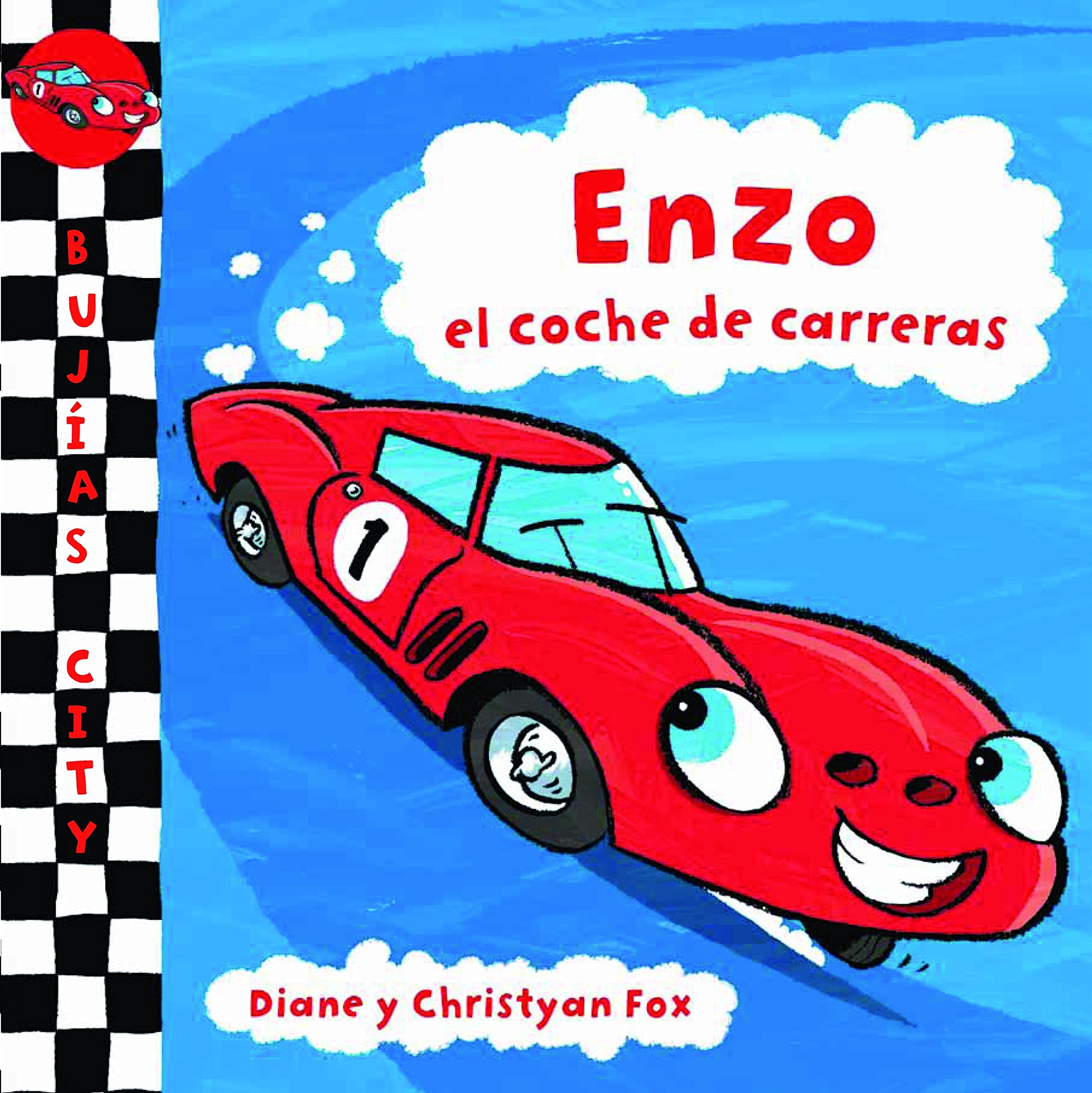 Enzo, el coche de carreras (Spanish) Hardcover – March 1, 2011