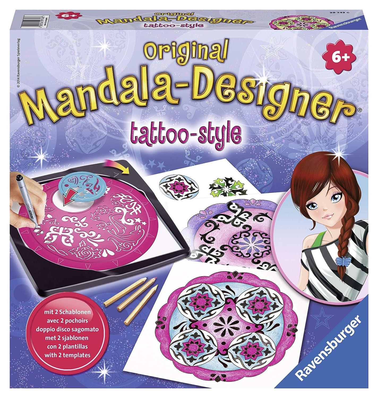 Ravensburger 29743 Mandala-Designer® - Set de diseño y dibujo ...