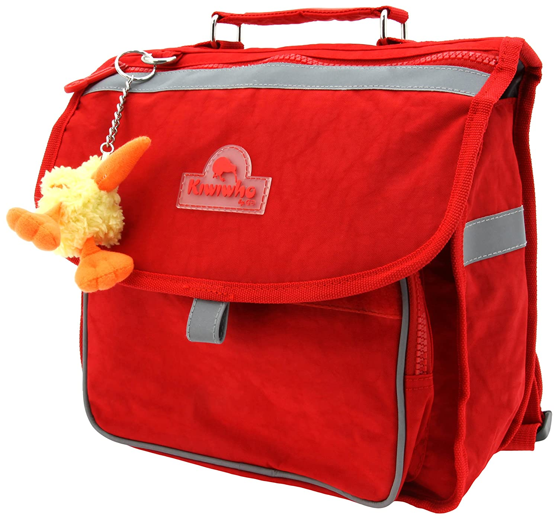 Kiwiwhoスクールバッグ、レッド(レッド) - 080064   B076NXM2S1