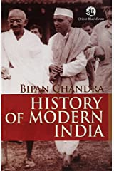 History of Modern India Paperback