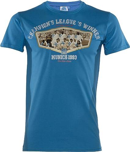 Olympique Marseille 1993 Champions League Winners Shirt