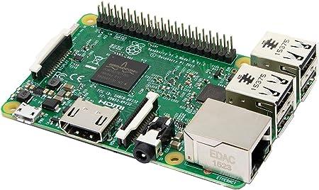 Raspberry Pi 3 Model B Arm Cortex A53 4x 1 2ghz 1gb Computers Accessories