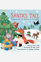 Santa's Tree: A Pop-Up Tale of Christmas in the Forest Hardcover