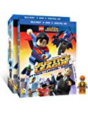 LEGO DC Super Heroes: Justice League: Attack of the Legion of Doom!(Blu-Ray + DVD + Digital HD UltraViolet Combo Pack) w…