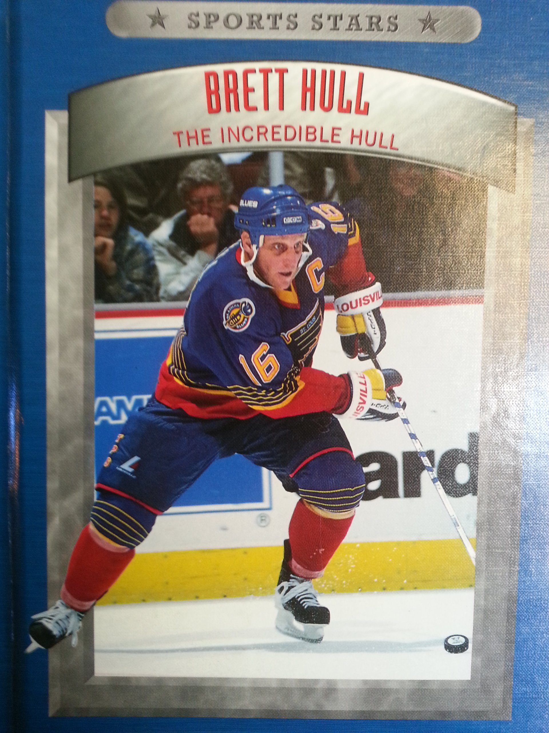 Brett Hull: the biography of the great hockey player 23