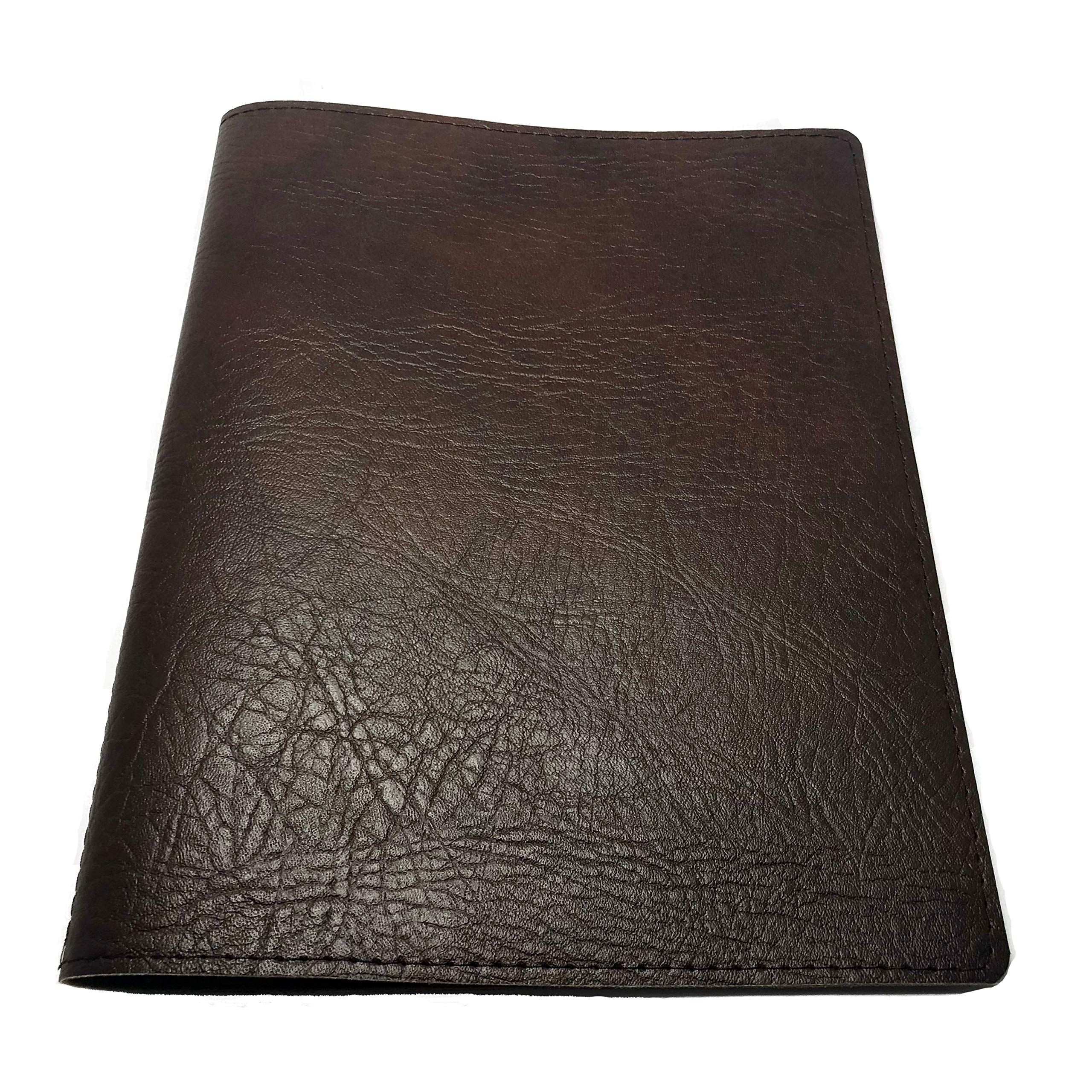 Soft Leather Menu Cover (10-Pack) (Brown)