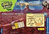 Thames & Kosmos Giant Dinosaur Skeleton Kit Science Experiment Kit