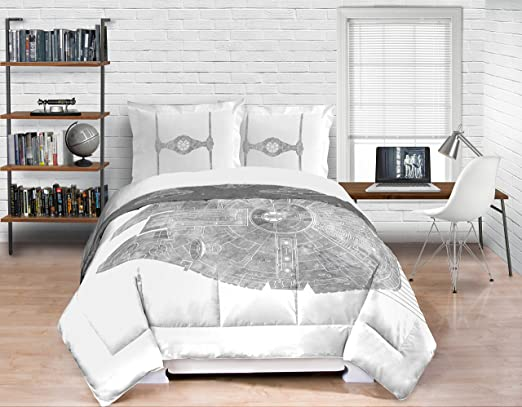 Star Wars Classic Full/Queen Comforter Set