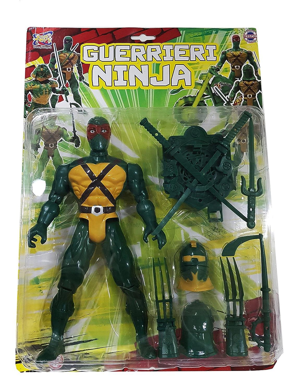 Takestop® guerreros Guerrero Ninja espadas espada tortuga ...