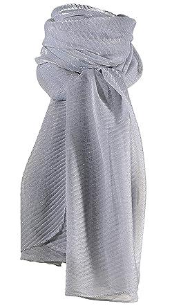 64704c4c7e579 Boutique-Magique étole foulard femme scintillant mariage cérémonie soirée   Amazon.fr  Vêtements et accessoires