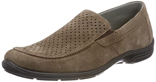 Jomos Forum, Mocasines para Hombre, Marrón (Almond 84-433), 41 EU: Amazon.es: Zapatos y complementos