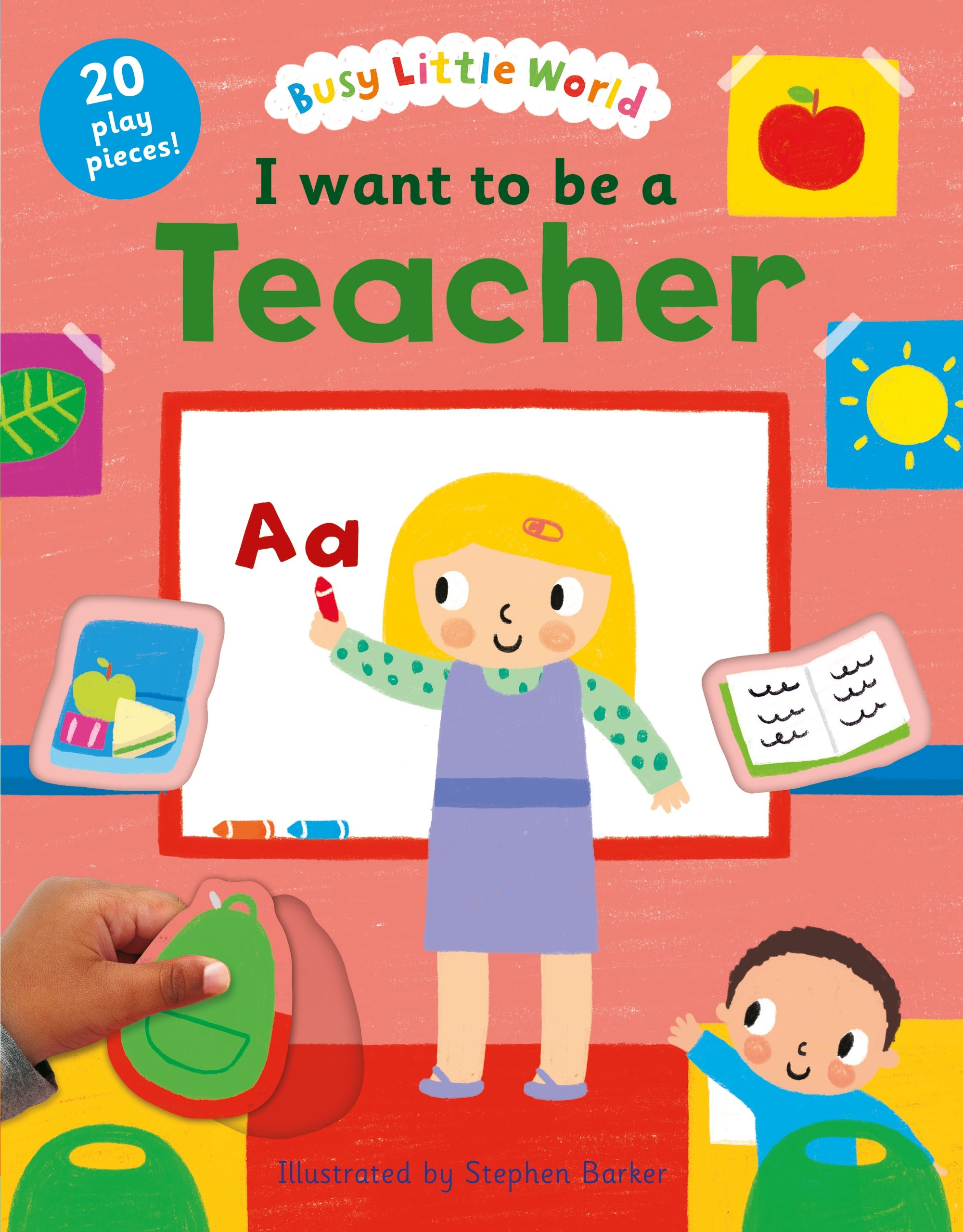I Want to Be a Teacher (Busy Little World) ebook