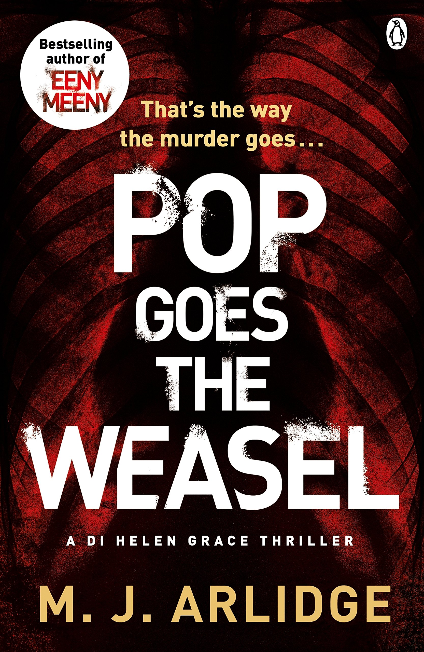 Image result for pop goes the weasel mj arlidge book cover