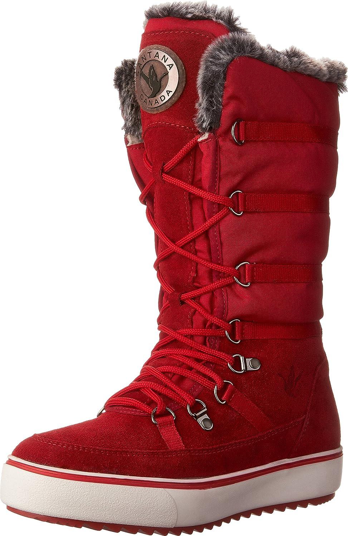 Santana Canada Women's Mackenzie Snow Boots