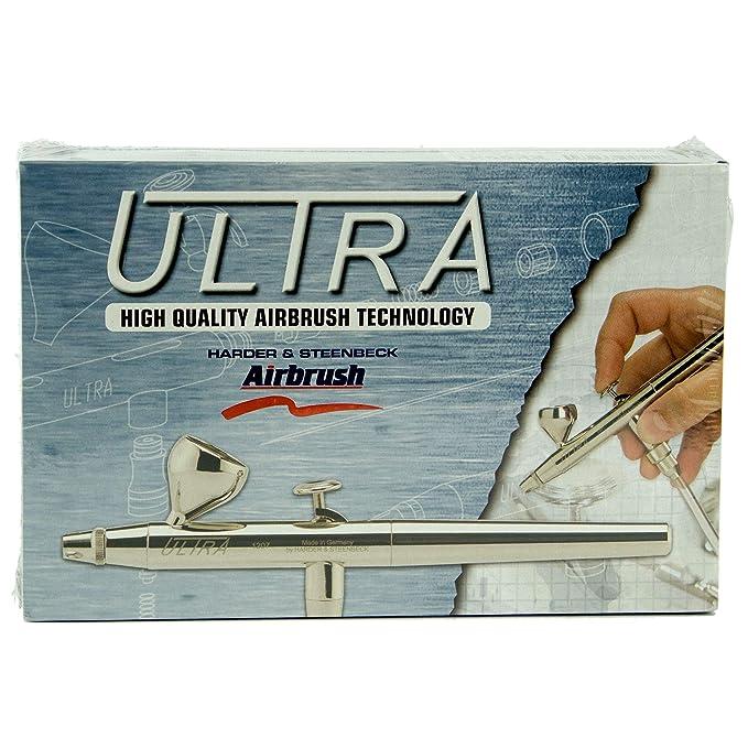 Airbrushpistole Airbrush Pistole Ultra Two in One 125533 mit 2 Düsensätze