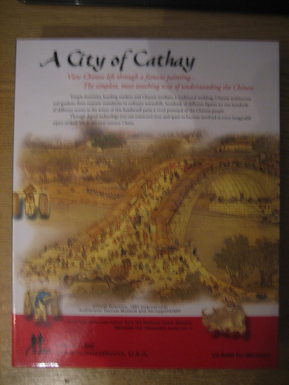 Amazon.com: A City of Cathay (Treasure the Treasures Series, Vol. 2 ...