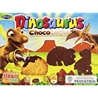 Dinosaurus ChocoLeche Galleta de Cereales con Chocolate