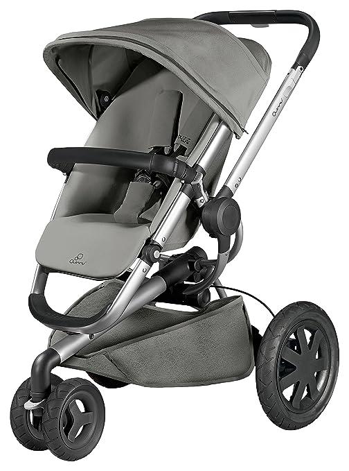 Quinny Buzz Xtra Carrito de bebé gris Grey Gravel