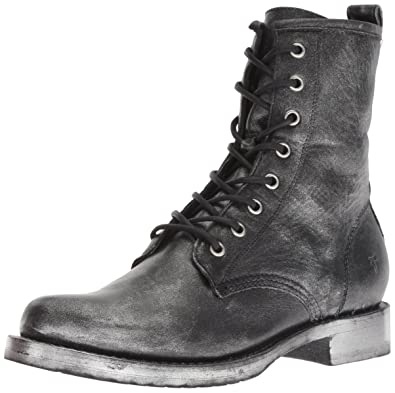 2c46460c0be FRYE Women's Veronica Combat Ankle Boot