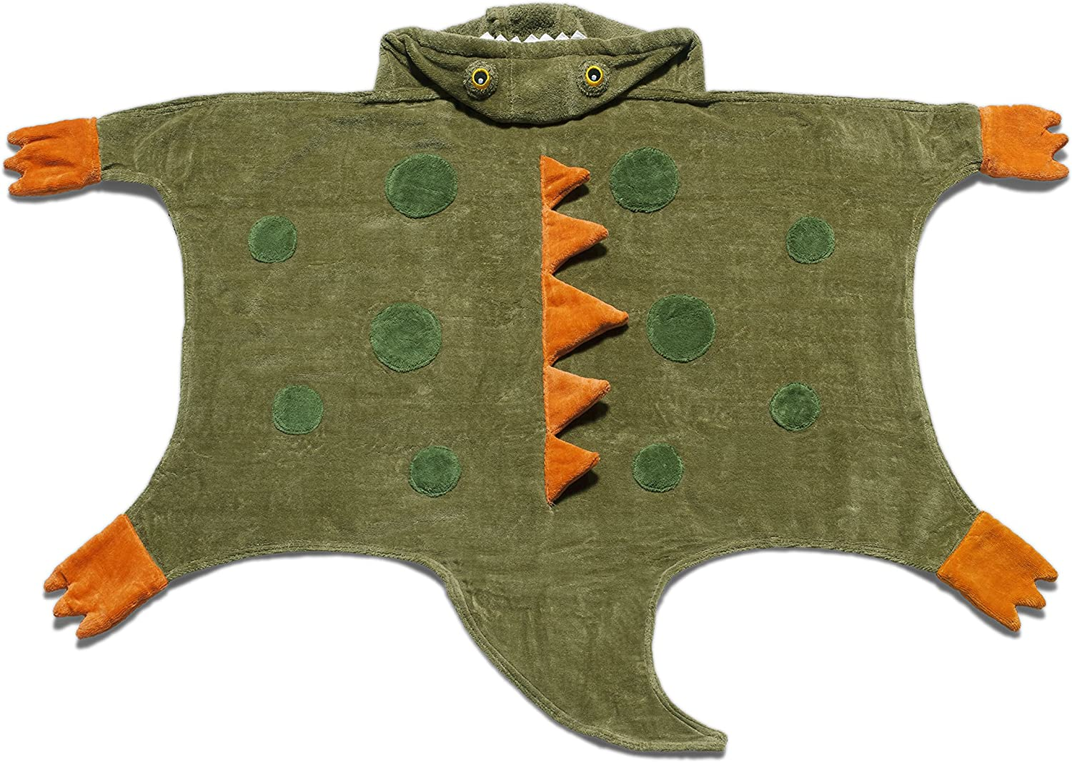 Kidorable Baby Boys' Dinosaur Towel