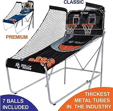 Amazon.com: Shootout - Juego de baloncesto para casa con ...