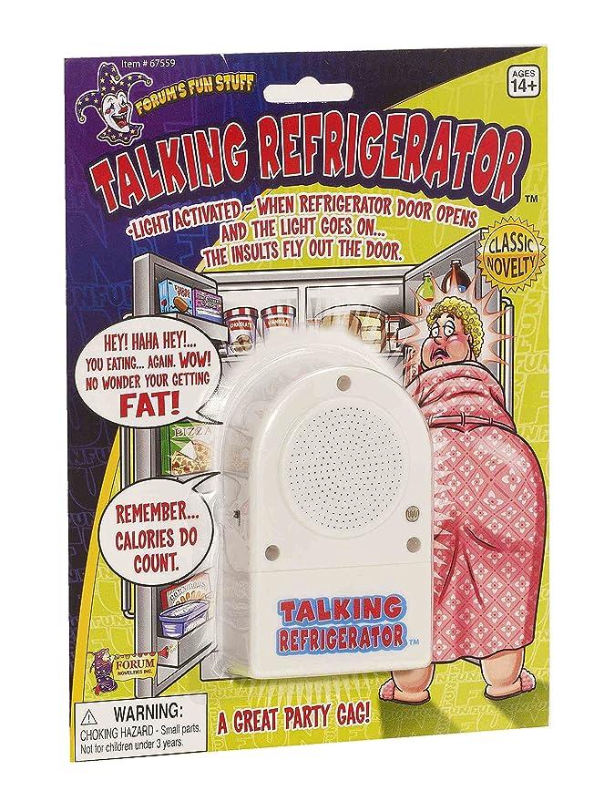Forum Novelties Talking Refrigerator Gag, Novelty & Gag Toys