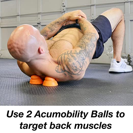 Amazon.com: Bola de nivel 1 de Acumobility (naranja): Health ...