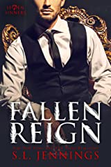 Fallen Reign (Se7en Sinners Book 4) Kindle Edition