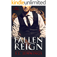 Fallen Reign (Se7en Sinners Book 4) (English Edition)