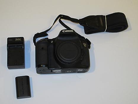 Canon EOS 7D Cuerpo de la cámara SLR 19MP CMOS 5184 x 3456Pixeles ...