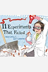 11 Experiments That Failed Hardcover