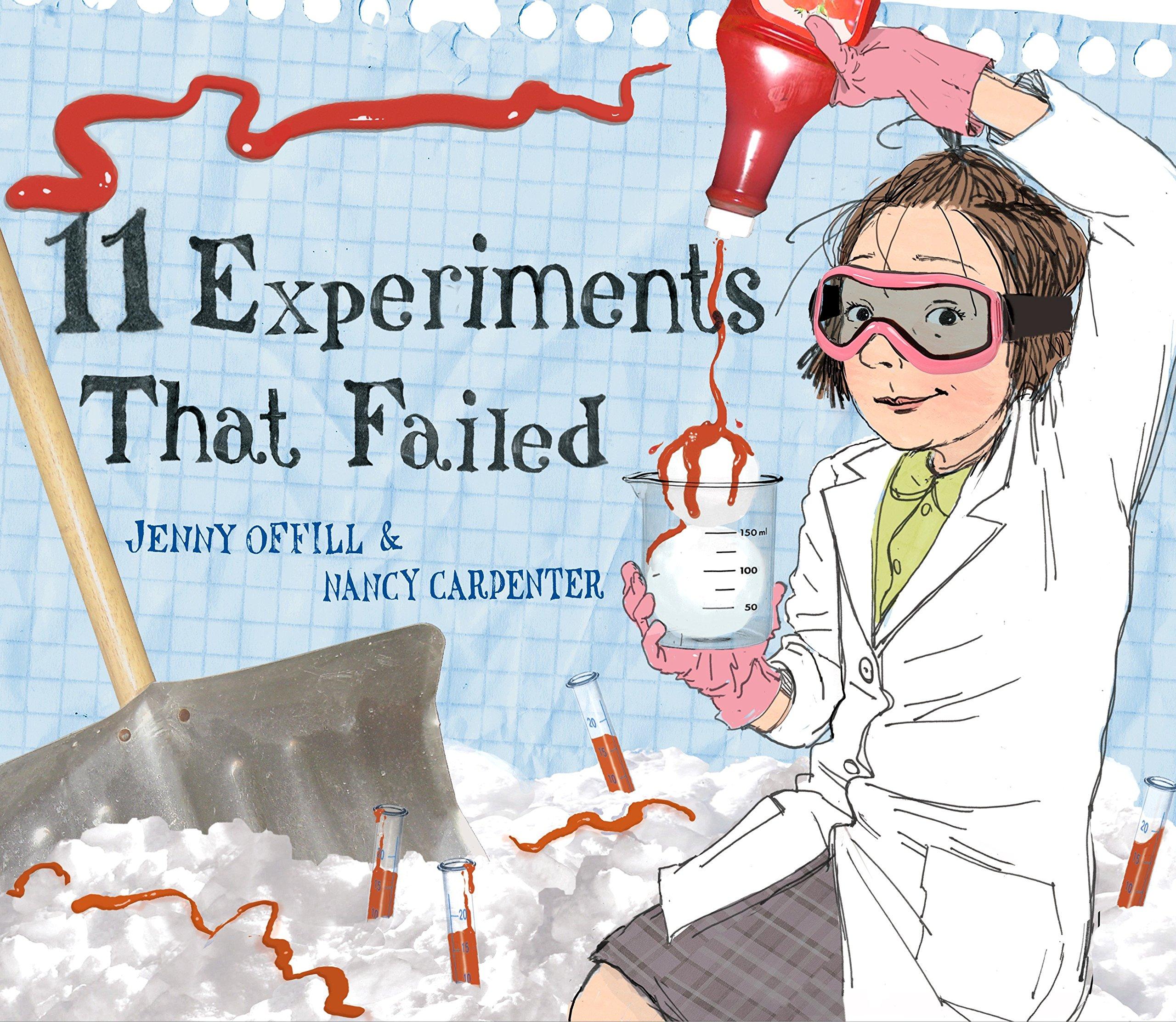 Download 11 Experiments That Failed pdf epub