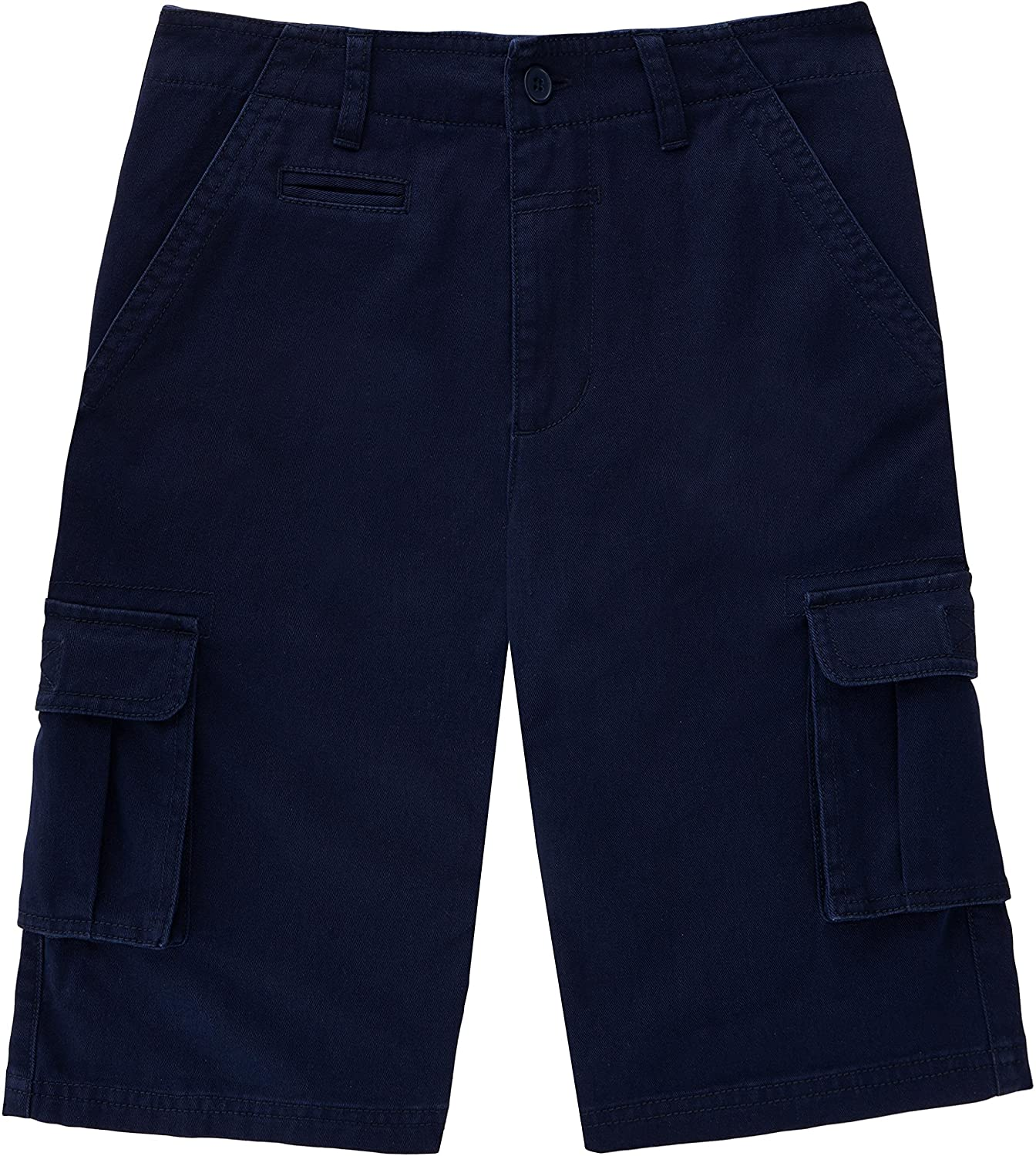 f5be92ff1 French Toast School Uniform Boys Cargo Cotton Twill Shorts, Navy, 3T:  Amazon.ca: Clothing & Accessories